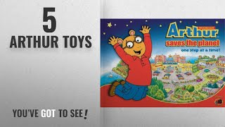 Top 10 Arthur Toys [2018]: Arthur Saves the Planet