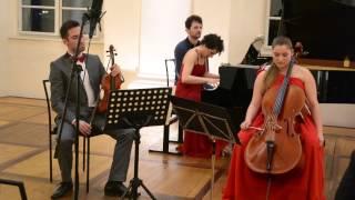 Play Piano Trio No. 1 In B Major, Op. 8