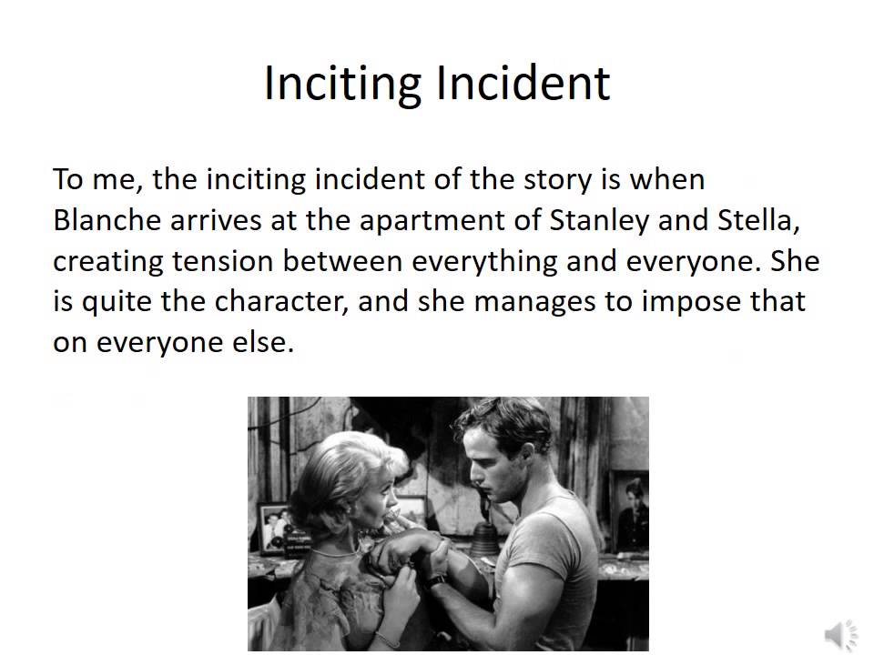a streetcar named desire introduction essay Of the play streetcar named desire introduction a streetcar named desire is a play written by tennessee williams, an american playwright, in 1947.