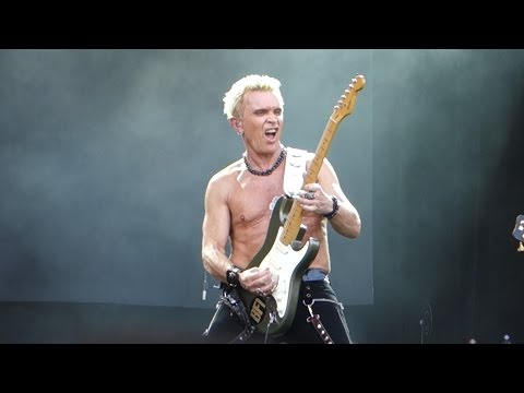 Billy Idol - Mony Mony – Outside Lands 2015, Live in San Francisco
