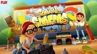 Subway Surfers Game Play - Subway Surfers Android