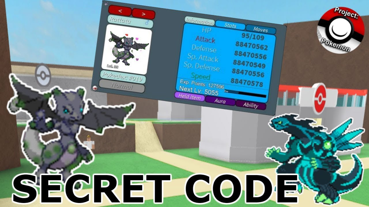 New Mythical Code In Project Pokemon By Mr Fuzzy - roblox project pokemon fastest easiest way to upload
