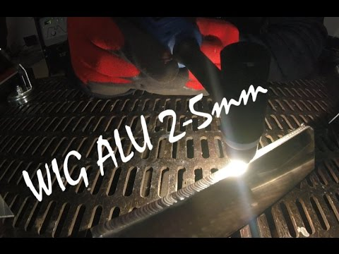 wig aluminium d nne bleche schwei en tipps und tricks