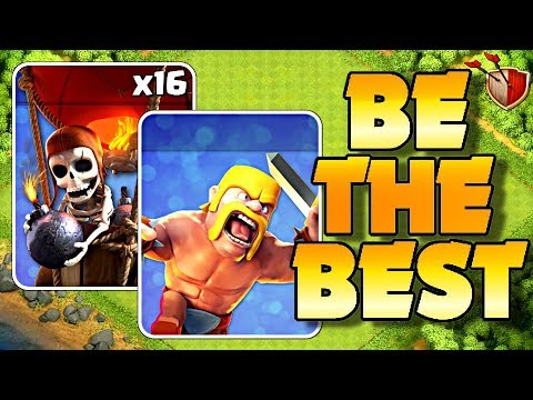 Learn To Attack Like The Best Clan In Clash Of Clans