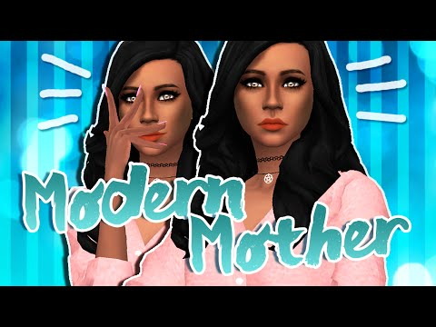 The Sims 4 Create a Sim | Themed - Modern Mother