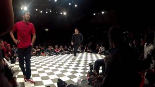 Hainejoy (Phase T/JL/Xception) vs Sambo (TS) - 1/2 Final Armless Battle Marly All Stars 2013