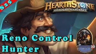 Hearthstone | Reno Control Hunter Deck & Decklist| Constructed | by kiwiinbacon