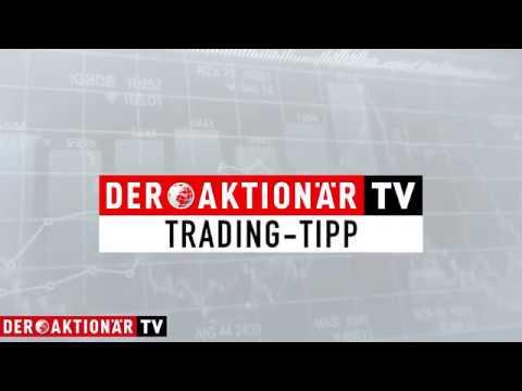 Trading-Tipp: Deutsche Börse kurz vor doppeltem Kaufsignal