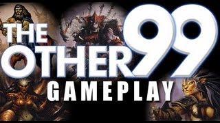 The Other 99 Game Play: Sedris vs Glissa vs Stonebrow vs Kemba