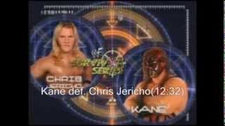 WWF Survivor Series 2000 Review
