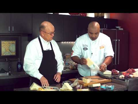 How to Serve Cheese - Cooking Today with Chef Brooks