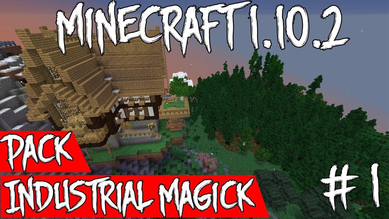 Майнкрафт 1 10 2 магические сервера