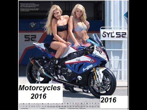 Siêu xe moto khủng, xe phân khối lớn 2016★