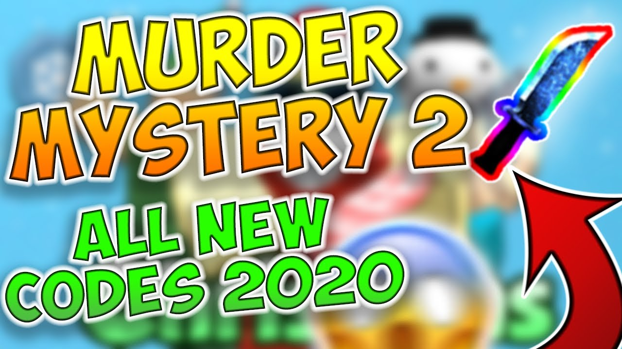 murder mystery  codes  june edition youtube