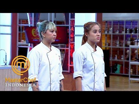 MASTERCHEF INDONESIA - Perbedaan Challenge Chef Juna dan Chef Renatta | TOP 2 | 9 Juni 2019
