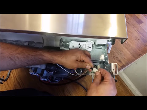 how-to-connect-electrical-wire-to-a-dishwasher