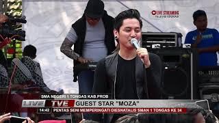 duniamoza Single Terbaru MOZA Sungguh Kuingin Hanya Kamu Diesnatalis SMAN 1 Tongas
