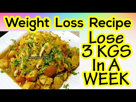 Weight Loss Dinner Recipes - How To Lose Weight Fast With Chicken | Chicken Recipe For Weight Loss