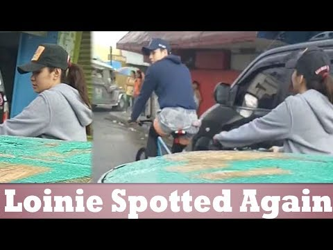 SPOTTED: Loisa at Ronnie Nakitang Nag Bi-Bike sa Biñan Laguna!