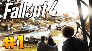 Fallout 4 (Прохождение) - Новое Убежище! #1