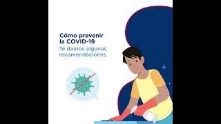 ☣ PREVENCIÓN COVID-19