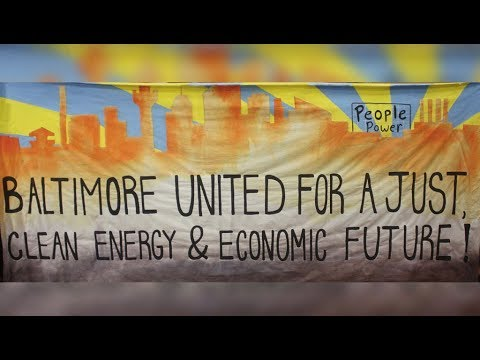 Baltimore Organizers Say Climate Justice Is Also Health, Housing, and Transit Justice