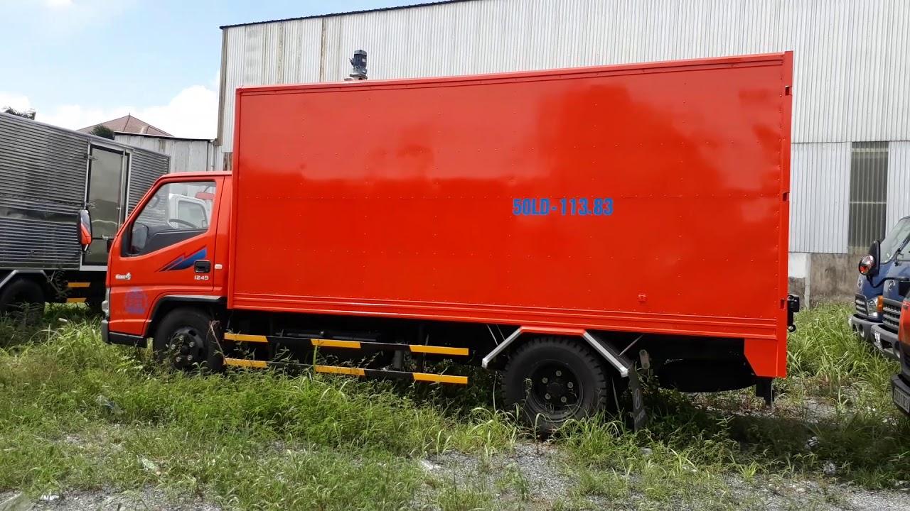 Xe tải IZ49/ Đô Thành IZ49/ IZ49 2.5 Tấn/ 0909562512/ Báo giá tốt nhất - YouTube
