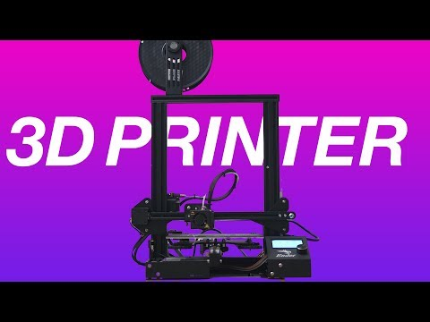 I Used The Cheapest 3D Printer On Amazon