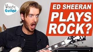 Gambar cover BLOW - Ed Sheeran RIFFS + SOLO // Bruno Mars Chris Stapleton Guitar Tutorial - how to play