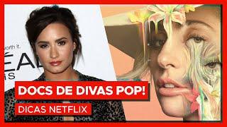 GAGA: FIVE FOOT TWO e outros docs de cantores! 🎤🎼| Dicas Netflix #10