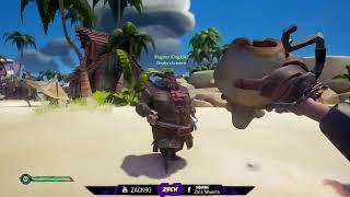 Un pirata soy!!! - Sea of Theaves - ZACK90