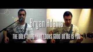 Bryan Adams -  The only thing that looks good on me is you (cover by Ruben Santos)