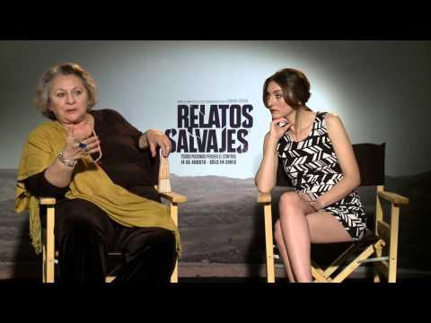 Entrevista con Rita Cortese y Julieta Zylberberg RELATOS SALVAJES