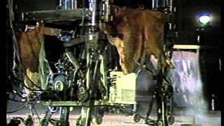 SRL show in Seattle in 1986 staged in connection with COCA. Machine...