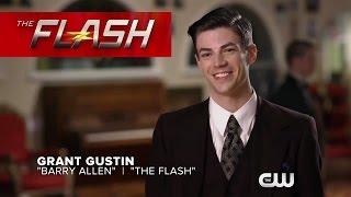 The Flash | Season 3 Episode 17 | 'Grant Gustin' Interview