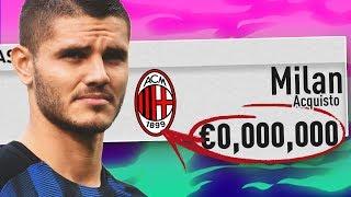 ACCETTARE QUALSIASI OFFERTA CHALLENGE con l'INTER! | FIFA 17 Carriera Allenatore