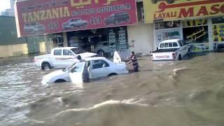 asharaf nellikatta at sharjah rain today