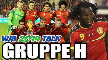 Fussball #WMTALK 2014 - GRUPPE H - Fussball Stammtisch zur FIFA WM 2014