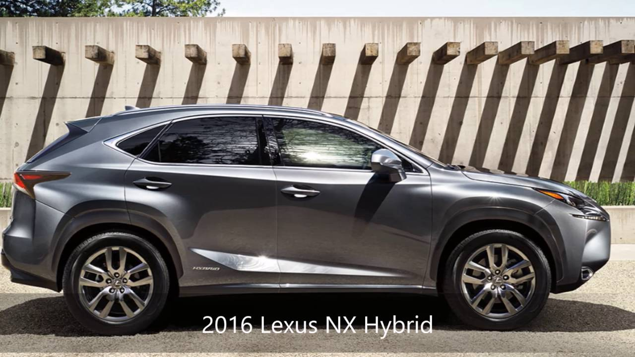 2016 Lexus NX Hybrid From McGrath Lexus Of Chicago Serving Cicero, Oak Park  And Berwyn, IL!