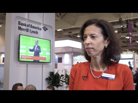 Stephanie Wolf, Head Of Global Financial Institutions, BAML – View From Sibos 2017