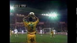 2001/2002, Nantes-Marseille : 3-1