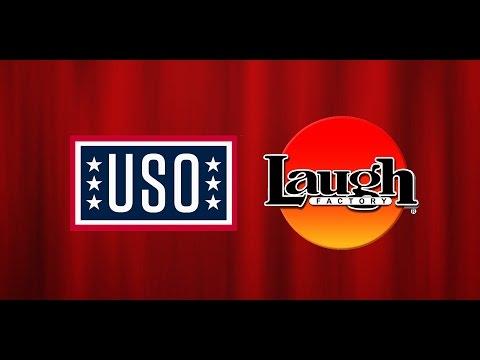 Bob Hope USO Radiothon Comedy Festival 2016