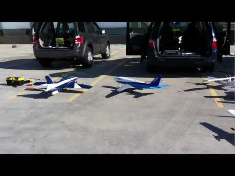 E-flite Super Airliner DF ARF