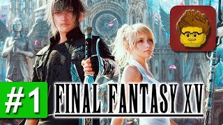 Final Fantasy 15 auf PC - #1 - Let