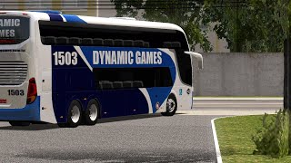 GamePlay De World Bus Driving Simulator l PLATAFORMA ANDROID