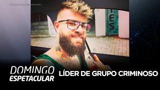 Líder de grupo criminoso preso em SC se inspirava em Pablo Escobar