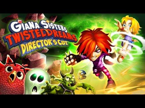 Giana Sisters: Twisted Dreams - Directoru0027s Cut (PS4-Gameplay)