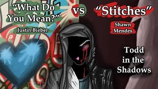 "POP SONG REVIEW: ""What Do You Mean?"" by Justin Bieber vs. ""Stitches"" by Shawn Mendes"