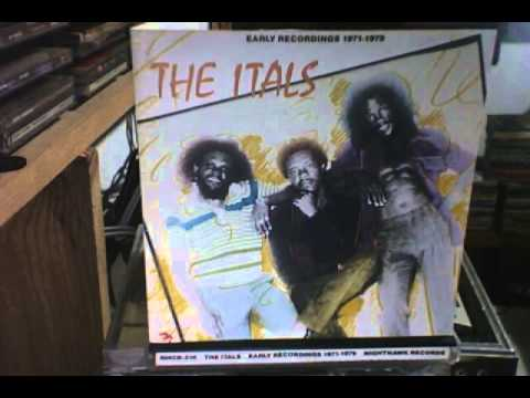 The Itals : Time Will Tell - CD - Early...