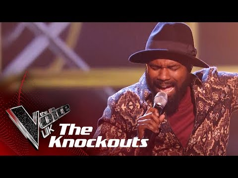 Jason Nicholson-Porter Performs 'When You Believe': The Knockouts | The Voice UK 2018